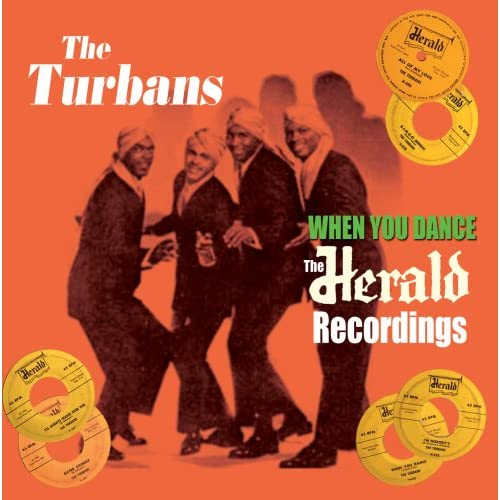 Image 0 of When You Dance: Herald Recordings By Turbans On Audio CD Album 2008