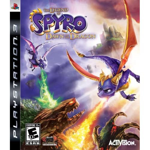 Image 0 of Legend Of Spyro: Dawn Of The Dragon For PlayStation 3 PS3