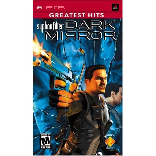 Image 0 of Syphon Filter: Dark Mirror Sony For PSP UMD