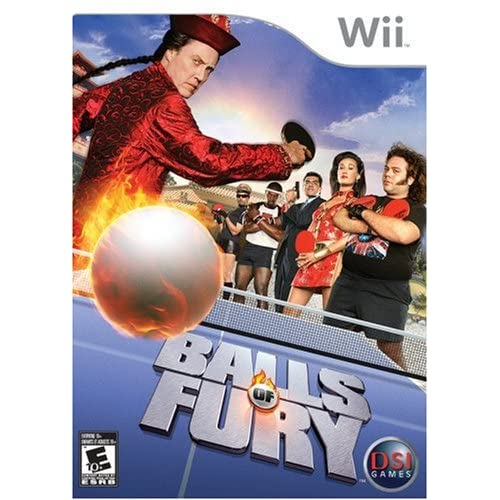 Image 0 of Balls Of Fury For Wii And Wii U