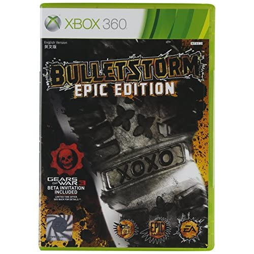 Shooting Games For Xbox 360 : Bulletstorm for xbox shooter