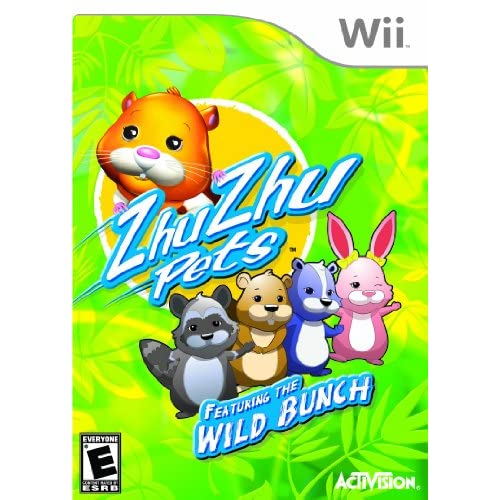 Image 0 of Zhu Zhu Pets Wild Bunch For Wii And Wii U