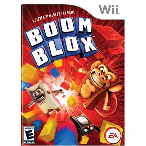Image 0 of Boom Blox For Wii