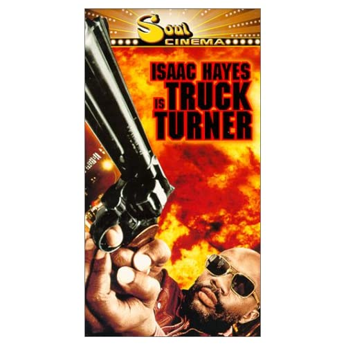 Image 0 of Truck Turner On VHS With Yaphet Kotto Alan Weeks Annazette Chase