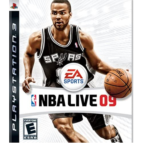 NBA Live 09 For PlayStation 3 PS3 Basketball