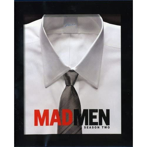 Mad Men: Season 2 Blu-Ray On Blu-Ray With Jon Hamm
