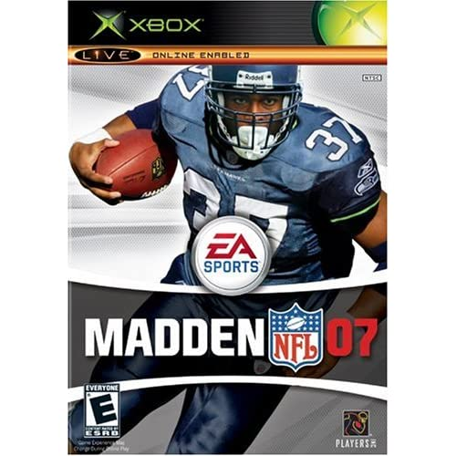 Image 0 of Madden NFL 07 Xbox For Xbox Original Football