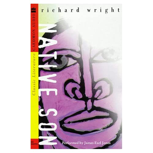 Image 0 of Native Son By Richard Wright And Peter Francis James Reader On Audio Cassette
