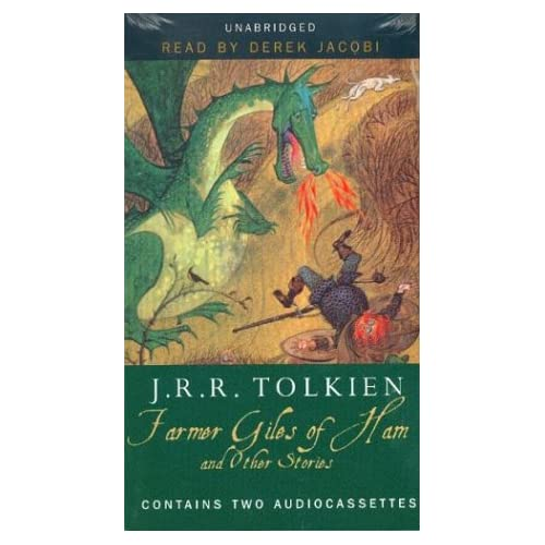 Image 0 of Farmer Giles Of Ham And Other Stories By Tolkien Jrr Jacobi Derek Reader On Audi