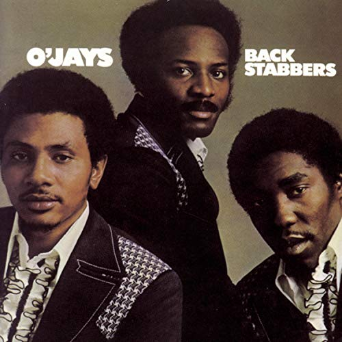 Image 0 of Back Stabbers By The O'jays On Audio CD Album 2008