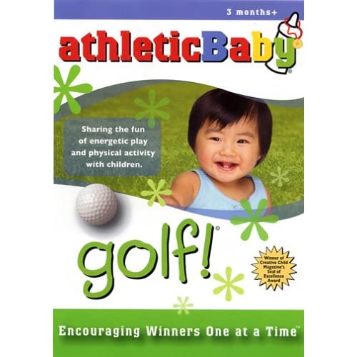 Image 0 of AthleticBaby Golf On DVD