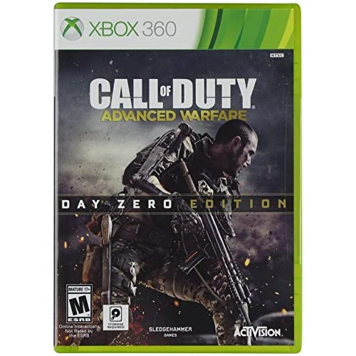 Call Of Duty Advanced Warfare Day Zero Edition For Xbox 360 COD