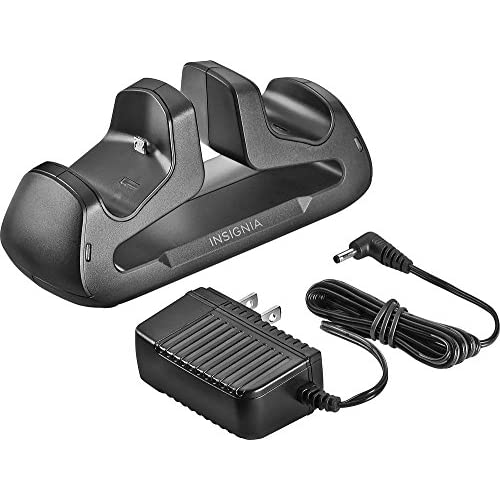 Image 0 of Insignia Dual Controller Charger For PlayStation 4 PS4 NS-GPS4DRC102