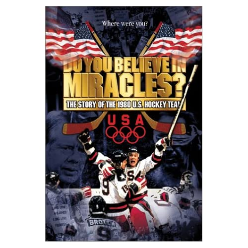 Image 0 of Do You Believe In Miracles? The Story Of The 1980 US Hockey Team On DVD With Cra