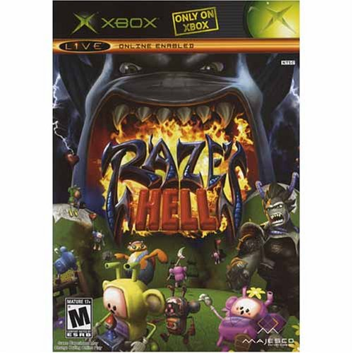 Image 0 of Raze's Hell Xbox For Xbox Original