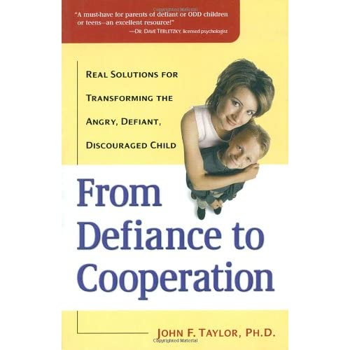 From Defiance To Cooperation: Real Solutions For Transforming The