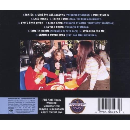 Image 2 of All City By Northern State On Audio CD Album 2004
