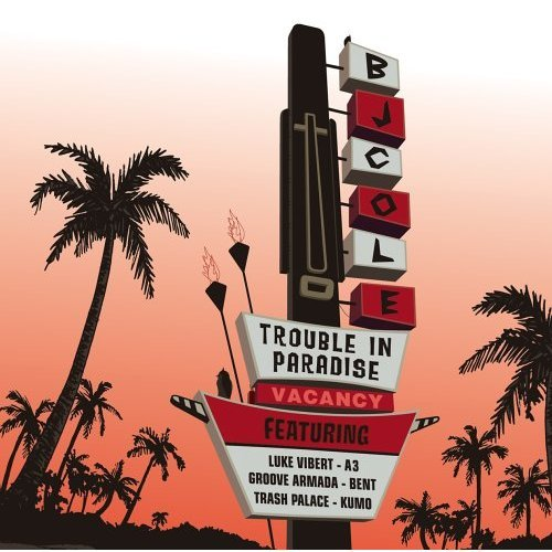 Image 0 of Trouble In Paradise By Bj Cole On Audio CD Album