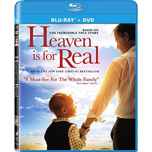 Heaven Is For Real /Digital CopyBilingual Packaging On Blu-Ray