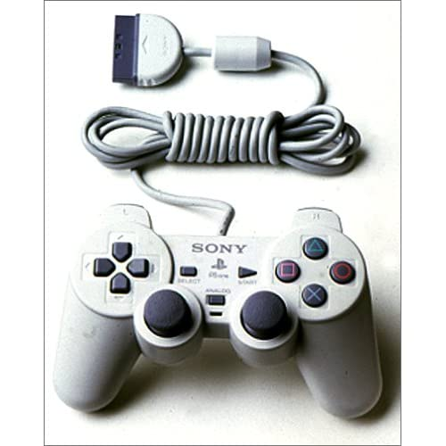 Image 0 of Sony OEM PlayStation 1 PS1 Dual Shock Analog Controller