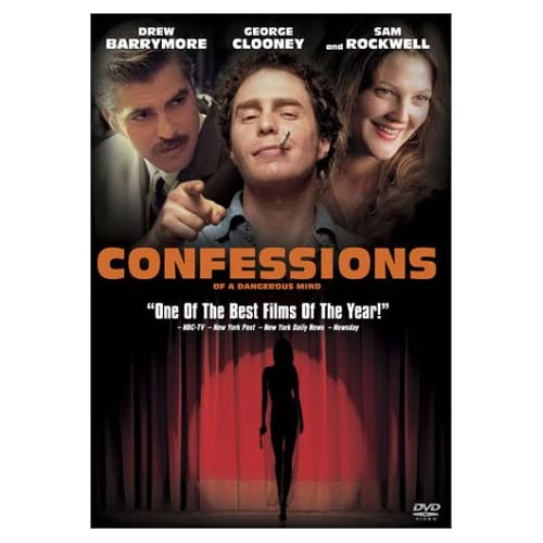 Image 0 of Confessions Of A Dangerous Mind On DVD With Sam Rockwell