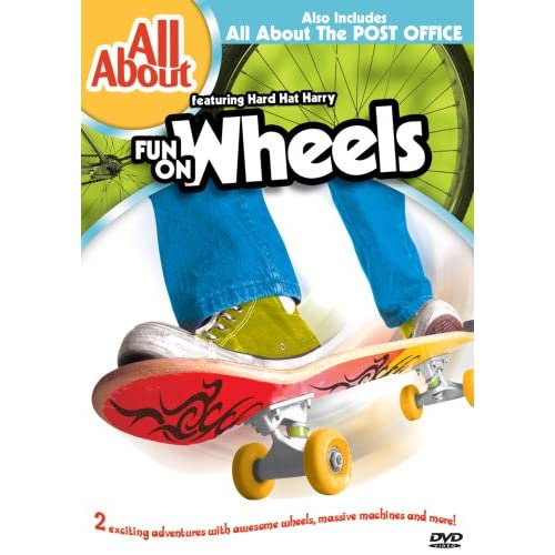 All About Fun On Wheels / All About The Post Office On DVD