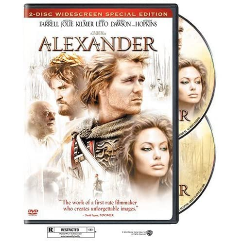 Image 0 of Alexander On DVD With Colin Farrell