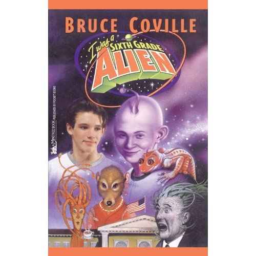 I Was A Sixth Grade Alien #1 By Coville Bruce Book Paperback