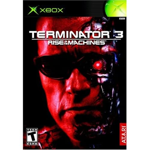 Image 0 of Terminator 3: Rise Of The Machines Xbox For Xbox Original