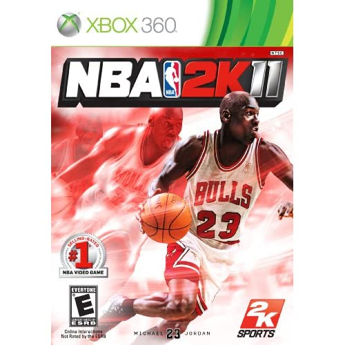 NBA 2K11 For Xbox 360 Basketball