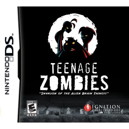 Image 0 of Teenage Zombies For Nintendo DS DSi 3DS