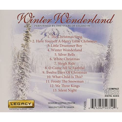 Image 2 of Winter Wonderland By Various On Audio CD Album 2011 Christmas