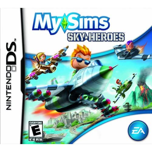 Image 0 of Mysims Sky Heroes For Nintendo DS DSi 3DS 2DS