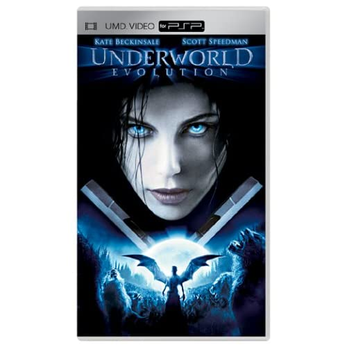 Image 0 of Underworld Evolution Movie UMD For PSP