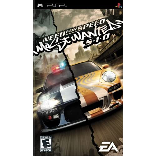 Image 0 of Need For Speed Most Wanted Sony For PSP UMD Racing