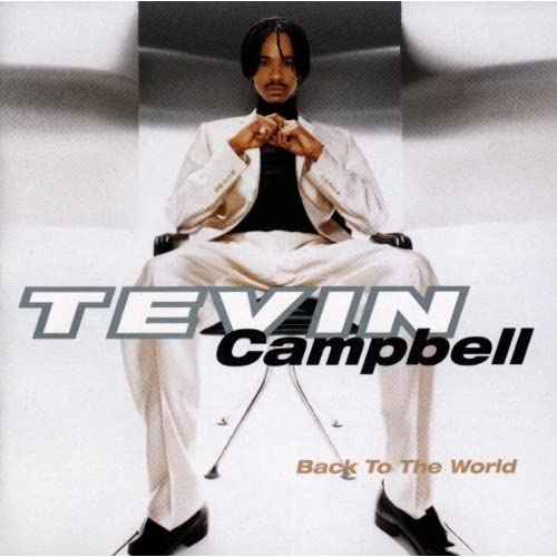 Image 0 of Back To The World By Tevin Campbell On Audio CD Album 1996