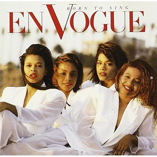 Image 0 of Born To Sing By En Vogue On Audio CD Album 1990