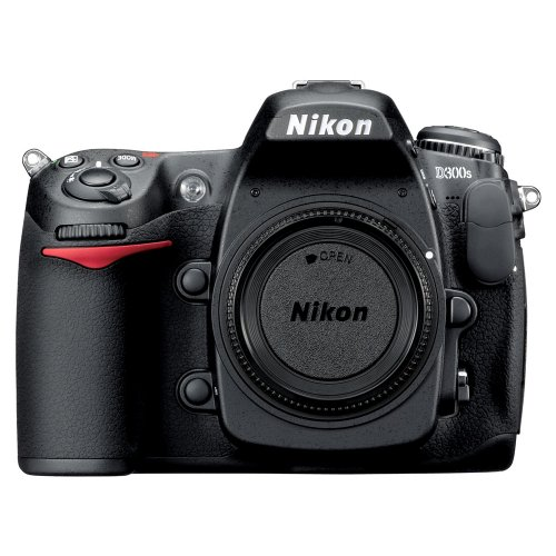 Nikon D300S 12.3MP Dx-Format CMOS Digital SLR Camera With 3.0-inch LCD Body Only