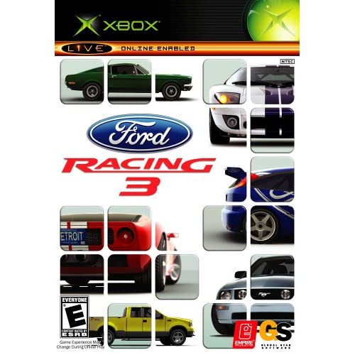 Image 0 of Ford Racing 3 For Xbox Original