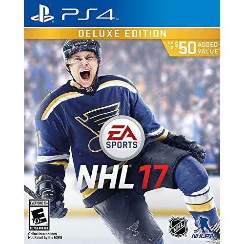 Image 0 of NHL 17 Deluxe Edition For PlayStation 4 PS4 Hockey