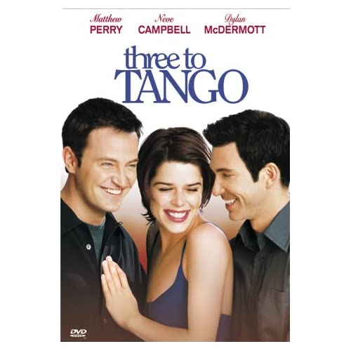 Image 0 of Three To Tango On DVD with Neve Campbell 3 Comedy