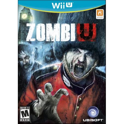 Image 0 of Zombiu Zombie U Zombi Nintendo Wii U With Case