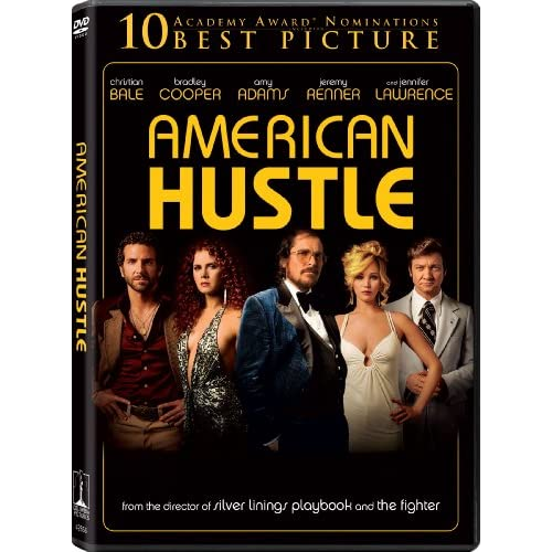 Image 0 of American Hustle On DVD With Christian Bale Drama