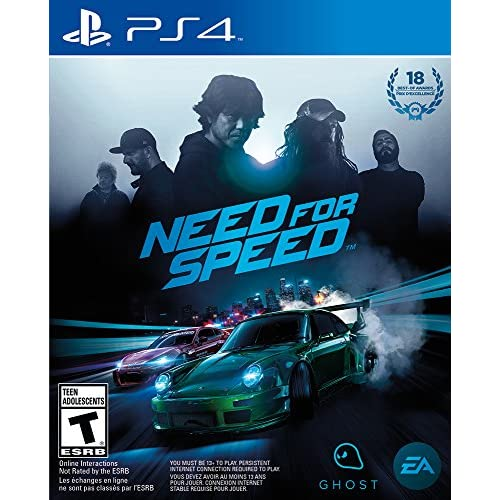 Need For Speed For PlayStation 4 PS4 Racing