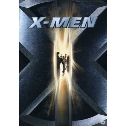 X-Men Widescreen Edition On DVD With Patrick Stewart