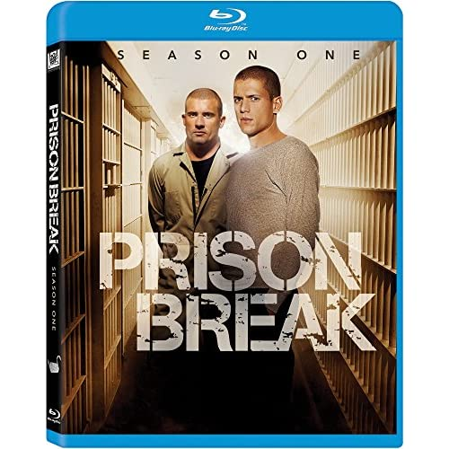 Image 0 of Prison Break: Season 1 Blu-Ray On Blu-Ray With Dominic Purcell