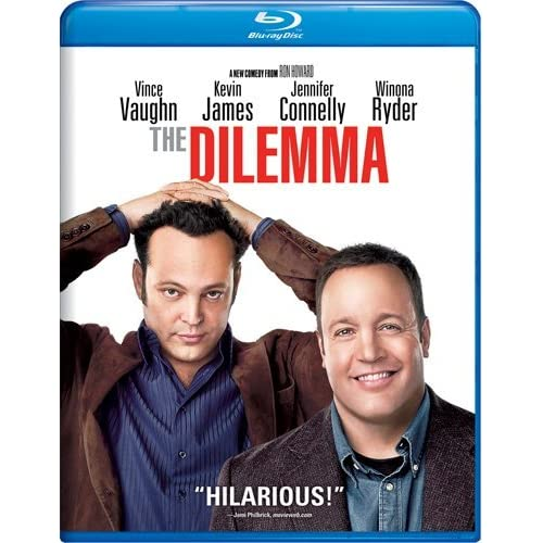 Image 0 of The Dilemma Blu-Ray On Blu-Ray With Vince Vaughn
