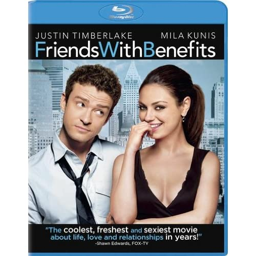 Image 0 of Friends With Benefits On Blu-Ray Romance