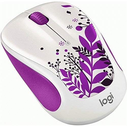 Image 0 of Logitech M325C Wireless Mouse For Web Scrolling Purple Peace