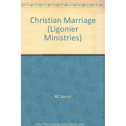 Image 0 of Christian Marriage Ligonier Ministries By Rc Sproul On Audio Cassette